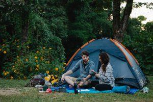 camping lanterna